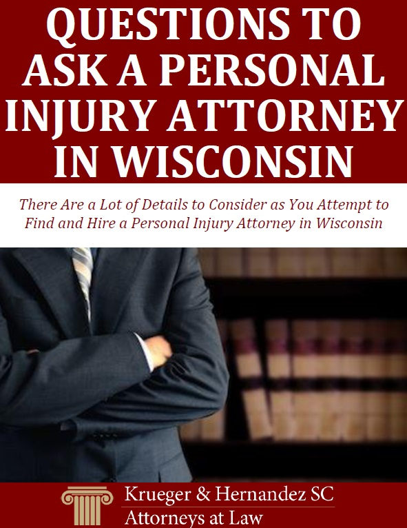 Questions to Ask a Personal Injury Attorney in Wisconsin