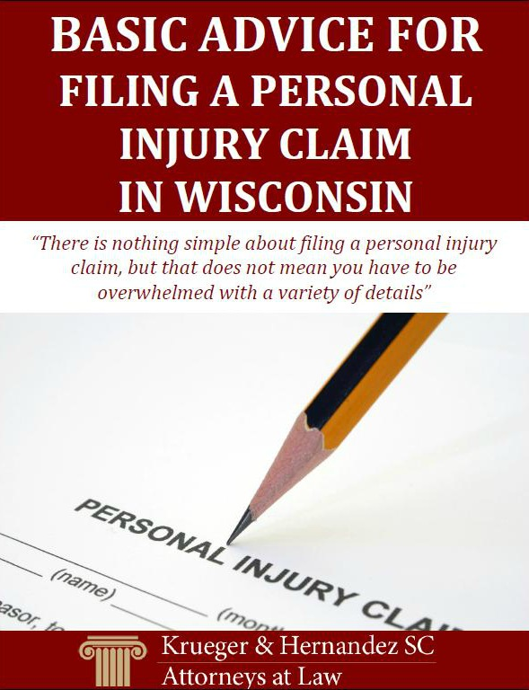 Basic Advice for Filing a Personal Injury Claim