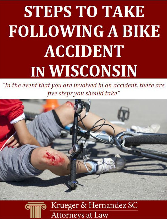 Steps to Take Following a Bike Accident in Wisconsin