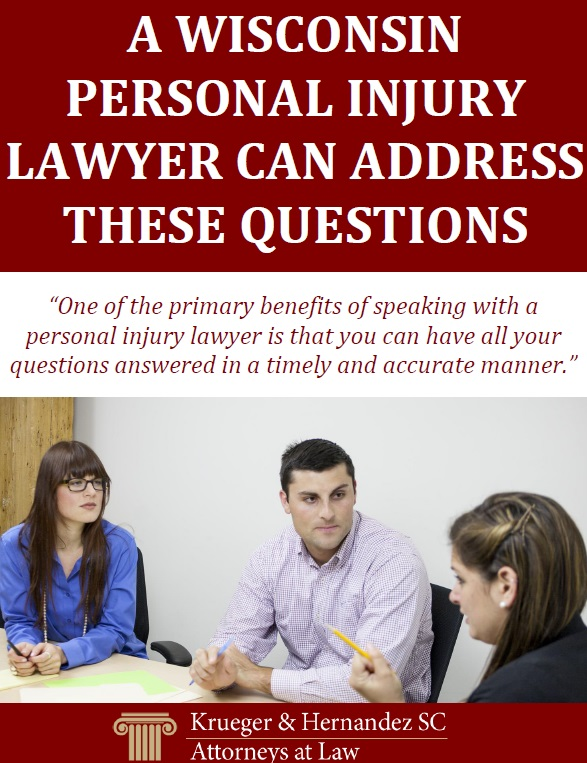 A Wisconsin Personal Injury Lawyer Can Address These Questions
