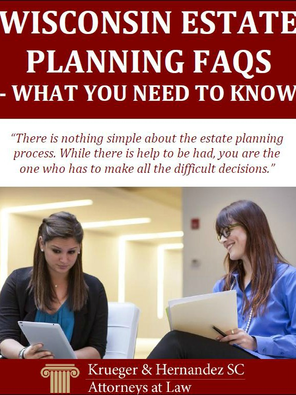 Wisconsin Estate Planning FAQs: What You Need to Know
