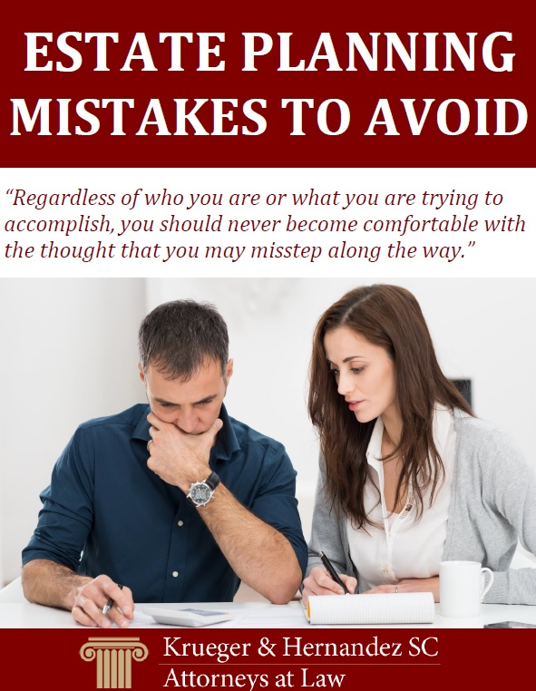 Estate Planning Mistakes to Avoid