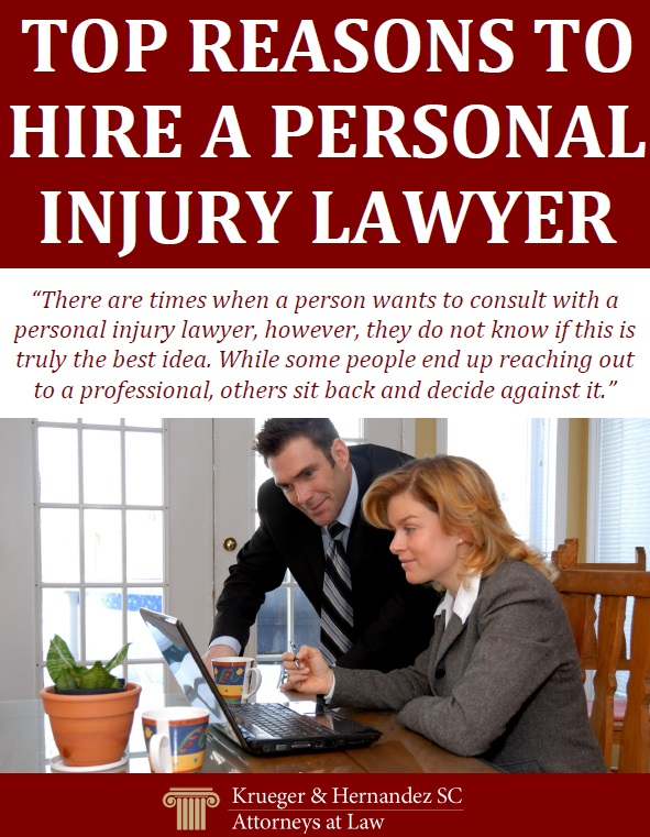 Top Reasons to Hire a Personal Injury Lawyer