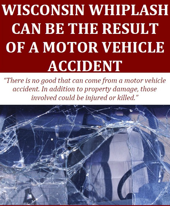 Wisconsin Whiplash Can Be the Result of Motor Vehicle Accident (1)