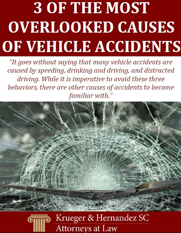 3 Of the Most Overlooked Causes of Vehicle Accidents